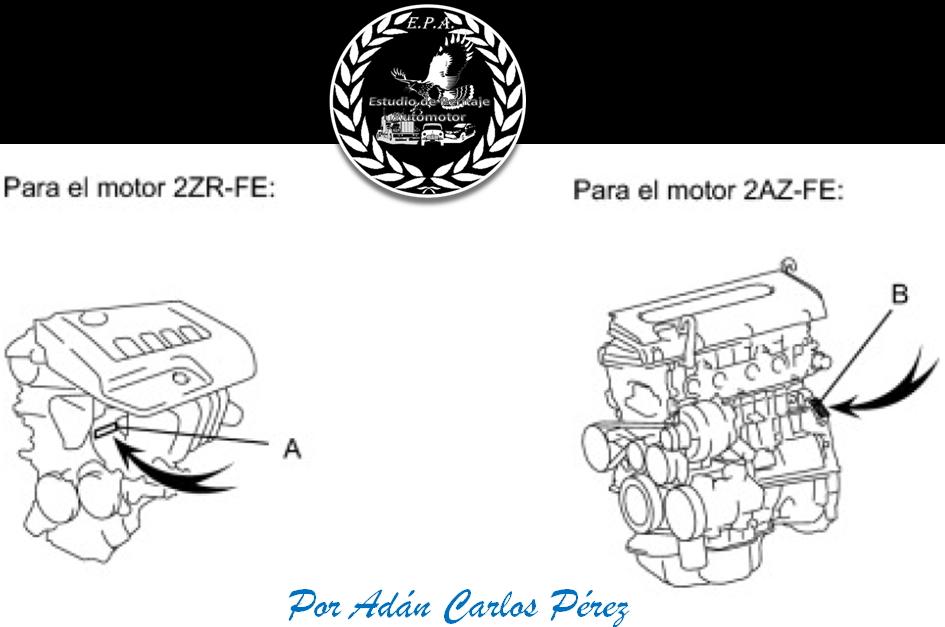 perito verificador automotor  identificaci u00d3n toyota