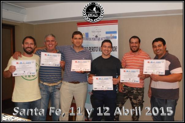 Curso Santa Fe Capital Abril 2015