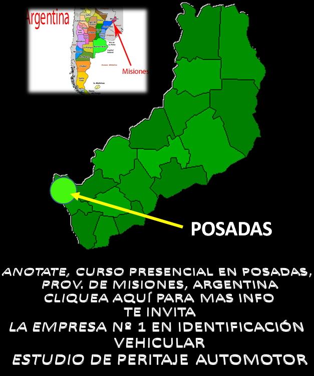 CURSO POSADAS, MISIONES