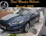Identificación Ford Mondeo Híbrido Vignale2019